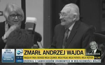 Największe dzieła Andrzeja Wajdy