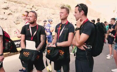 Meta to nie koniec pracy dla ekipy CCC Team