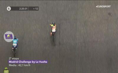 Hosking wygrała 2. etap Madryt Challenge, Brennauer cały wyścig