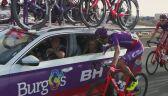 Oświadczyny na trasie 21. etapu Vuelta a Espana