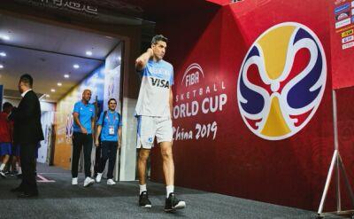 Argentyna grała z Serbią