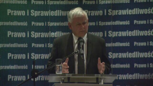 Przemówienie Jarosława Kaczyńskiego w kinie Wisła. Część 3