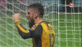 Giroud znowu bohaterem Arsenalu