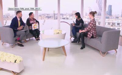 """Jak pornografia wpływa na dzieci (""""Dzień Dobry TVN"""" z 22.02.2017 r.)"""