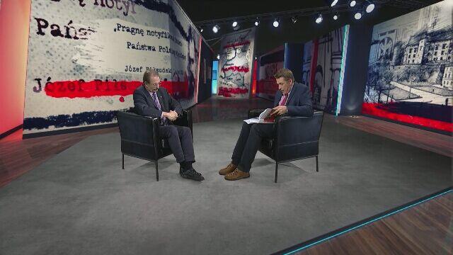 """Debata """"Sto lat niepodległości"""" w TVN24"""