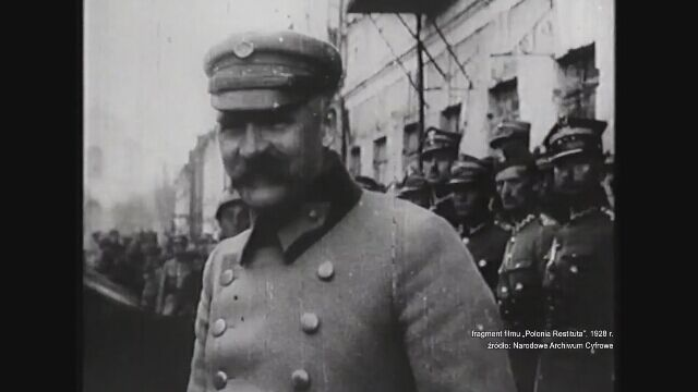 Józef Piłsudski ustanawia władzę autorytarną
