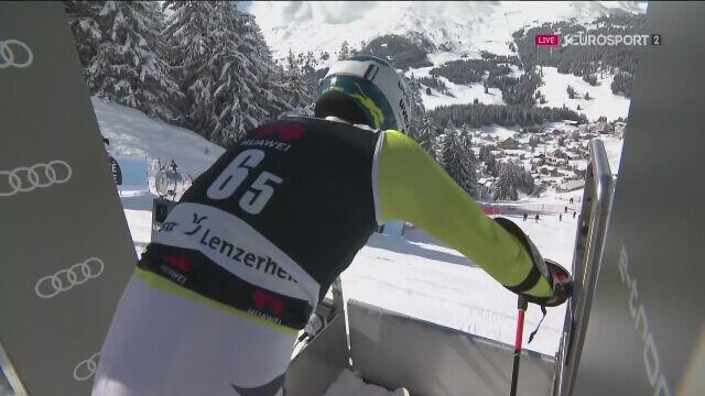 Norwegia wygrała drużynowy slalom gigant równoległy w Lenzerheide