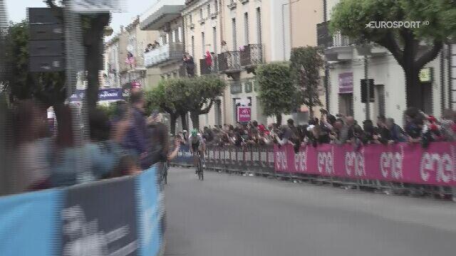 Caleb Ewan zwycięzcą 7. etapu Giro d'Italia