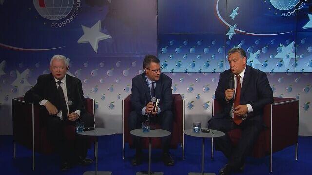 Prezes PiS: musimy próbować zmienić UE