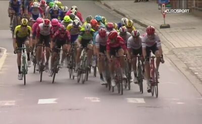 Sam Bennett wygrał 2. etap Binck Bank Tour
