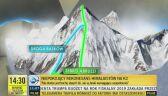 Niepokojący rekonesans na K2