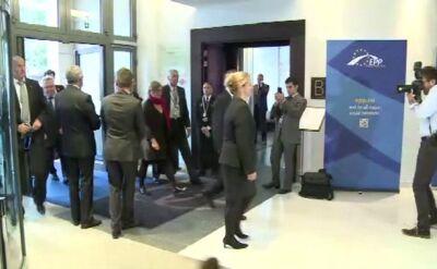"""Donald Tusk już jest w Brukseli. Czy zostanie """"prezydentem"""" Unii?"""