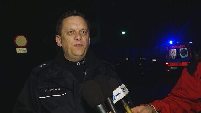 Oficer prasowy konińskiej policji o zatrzymanych