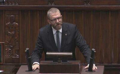 Braun: nalegamy, aby porozumienie ponad podziałami nie dokonywało się ponad głowami 1,2 miliona naszych wyborców