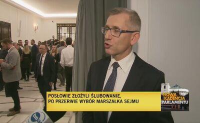 Kwiatkowski: senator Grodzki to bardzo dobra i ciekawa kandydatura