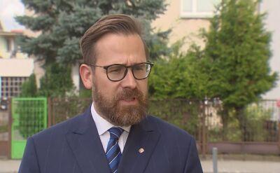 Bartłomiej Przymusiński skomentował słowa prezydenta Dudy