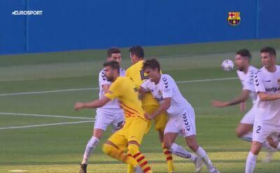 Messi wrócił na boisko. Barcelona wygrała sparing