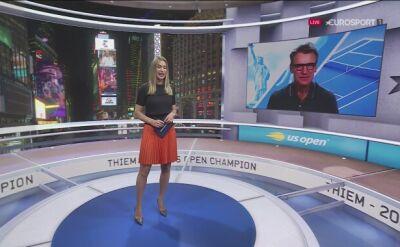Eksperci Eurosportu o finale US Open