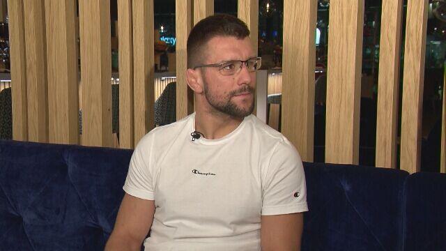 Gamrot o treningach i szansach Błachowicza