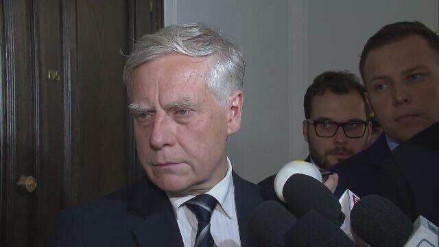 Bobko (PiS): klub raczej się nie przychyli do tych poprawek