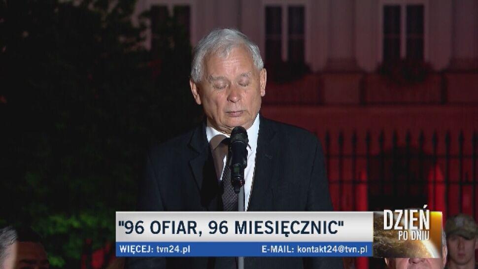 """""""Po 96 marszach, a ofiar było przecież 96, będziemy mogli powiedzieć: kończymy"""""""