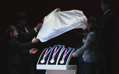 Tak będą wyglądać medale na igrzyskach w Tokio