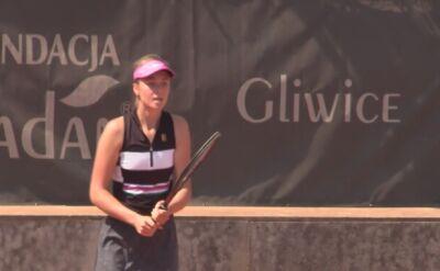 Osiemnastolatka mistrzynią Polski w tenisie!