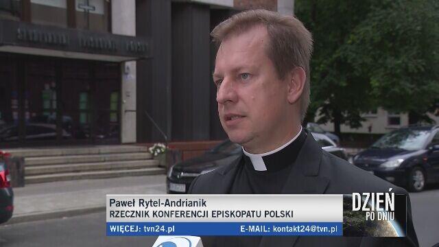 Ks. Paweł Rytel-Andrianik: trzeba zdecydowanie potępić wszelkie formy agresji