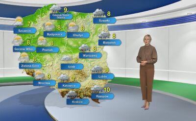 Prognoza pogody na niedzielę 10.11