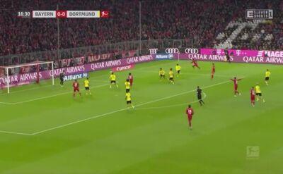 Bayern  - Borussia. Gole Roberta Lewandowskiego