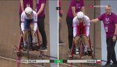 Polacy przegrali sprint drużynowy z Wielką Brytanią