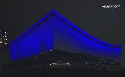 Na rok przed igrzyskami w Tokio rozbłysły obiekty olimpijskie