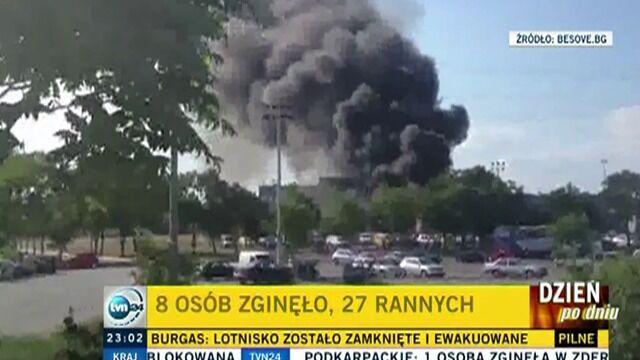Zamach na lotnisku w Bułgarii. Premier Izraela oskarża Iran