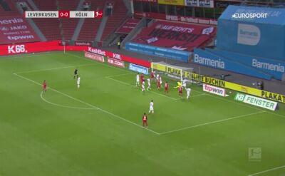 Skrót meczu Bayer Leverkusen - FC Koeln w 32. kolejce Bundesligi