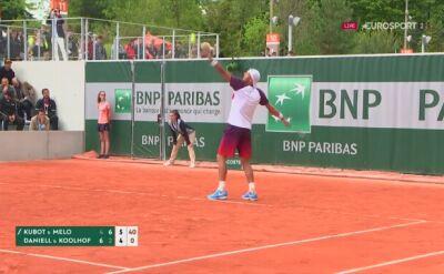 Kubot/Melo w 1/8 finału Rolanda Garrosa