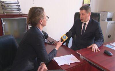 Schab: proszę nie utożsamiać krytyki z prowadzeniem działalności o charakterze politycznym