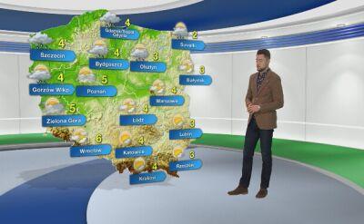 Prognoza pogody na piątek 6.12