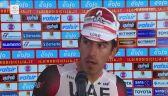 Juan Sebastian Molano po 1. etapie Giro di Sicilia