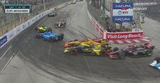 O'Ward pozbawiony szans na mistrzostwo w IndyCar przez nieszczęśliwy wypadek