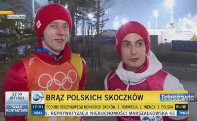 """Kubacki i Kot czekają na medale. """"Wielka radość"""""""