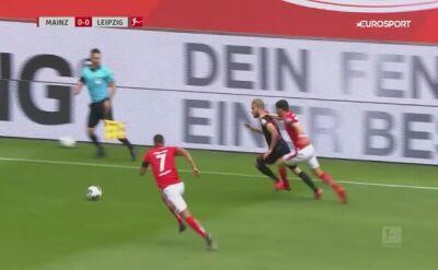 Skrót meczu FSV Mainz - RB Lipsk