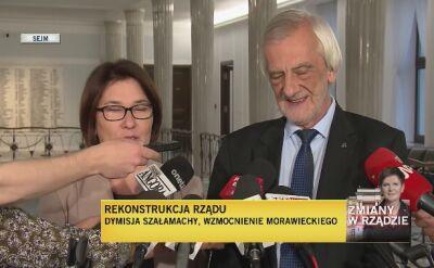 Wicemarszałek Sejmu: rząd PiS zrobił więcej przez 10 miesięcy niż PO i PSL przez osiem lat