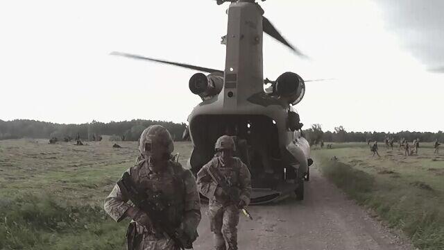 Manewry szpicy NATO