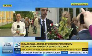 Andrzej Duda będzie najprawdopodobniej pracować w pałacyku MSZ przy ul. Foksal