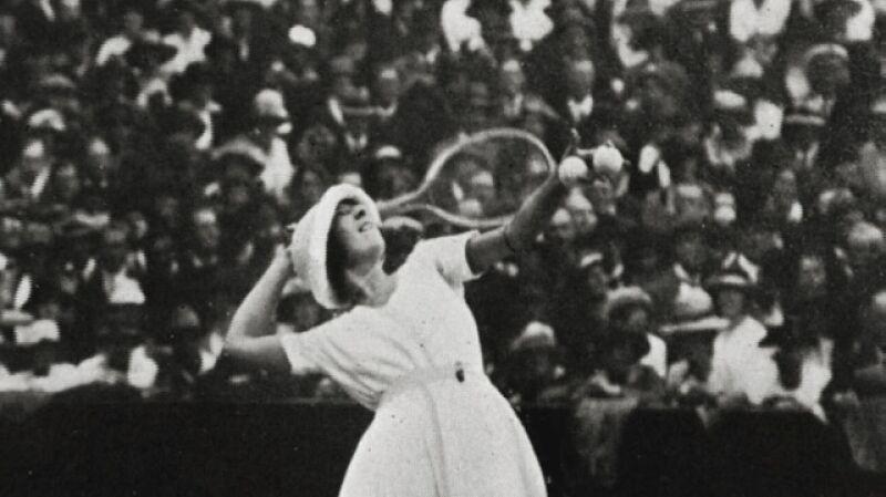 Suzanne Lenglen, skandalistka, tenisistka wybitna