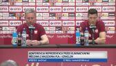Robert Lewandowski o meczach z Macedonią Północną i Izraelem