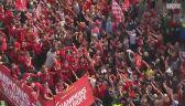 Tak Liverpool świętował zwycięstwo w Lidze Mistrzów