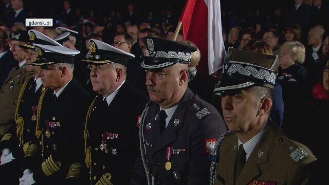 Trzecia część wystąpienia Andrzeja Dudy na Westerplatte