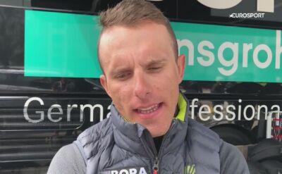 Majka przed 9. etapem Giro d'Italia