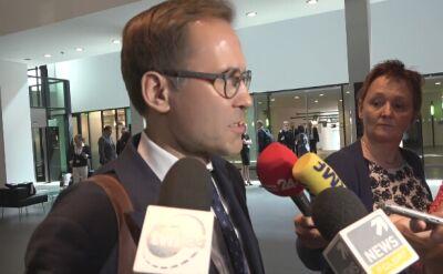 Prok. Szafrański: jeżeli będą decydować argumenty prawne, to Polska nie może tej sprawy przegrać